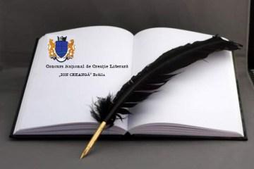 Festivitatea de premiere a Concursului Naţional de Creaţie Literară ION CREANGĂ