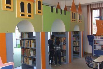 Secția pentru Copii de la Biblioteca Judeteana Panait Istrati