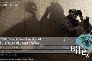 Teatrul Maria Filotti participă la cea de-a XI-a ediție a Festivalului Internațional al Artelor Scenice BITEI 2014