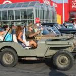 Parada masinilor de epoca de zilele Brailei