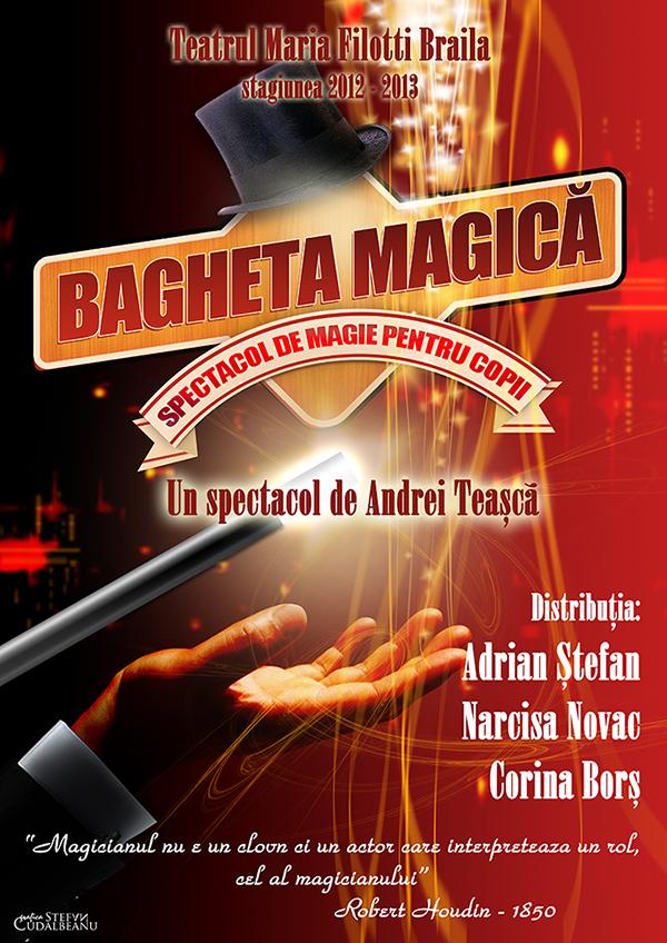 BAGHETA MAGICA