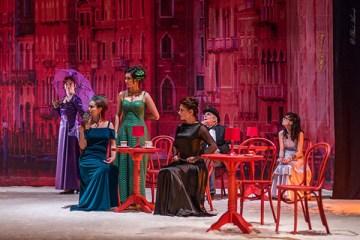 Spectacolul LA GRANDE MAGIA de Eduardo de Filippo