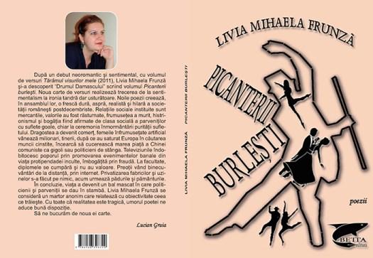 Poeta Livia Mihaela Frunză 1