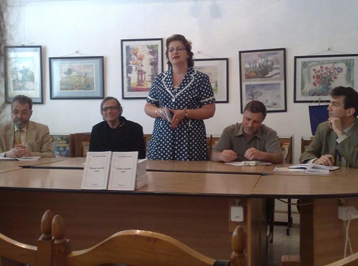 Poeta Livia Mihaela Frunză