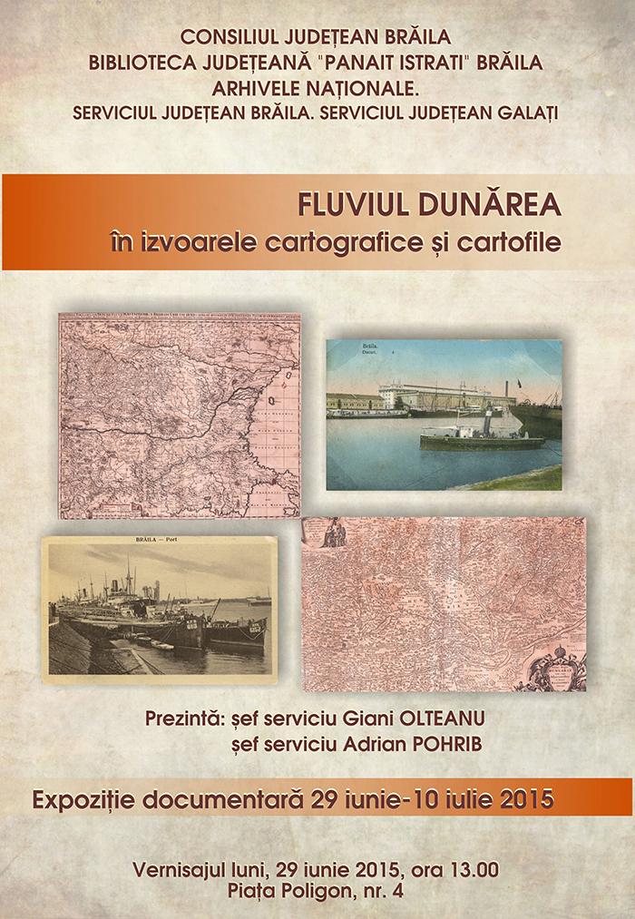 Ziua Dunarii - vernisaj expozitie