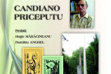 Vernisajul expoziției Poezia graficii, cu lucrări ale artistului plastic Candiano Priceputu