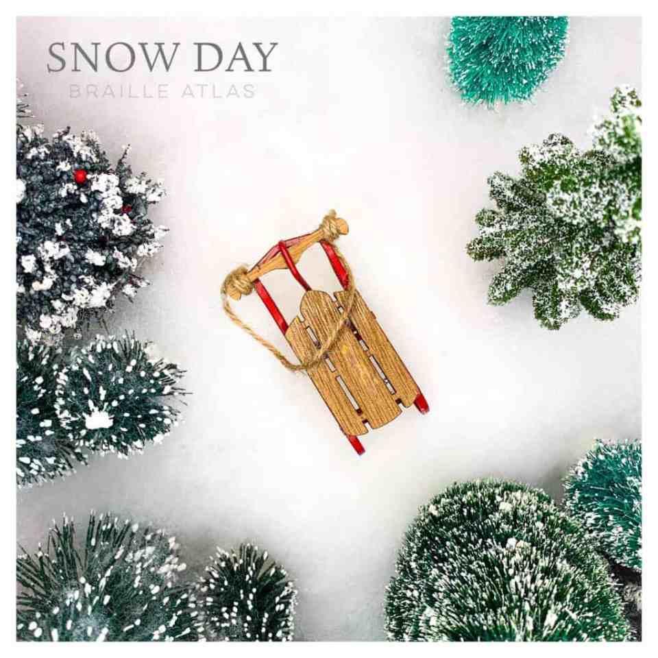 Snow Day - Braille Atlas