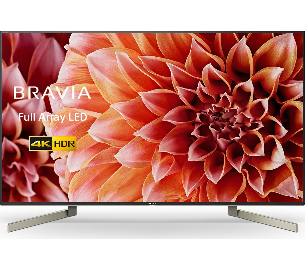 Buy SONY BRAVIA KD55XF9005 55 Smart 4K Ultra HD HDR LED TV Free Delivery Currys