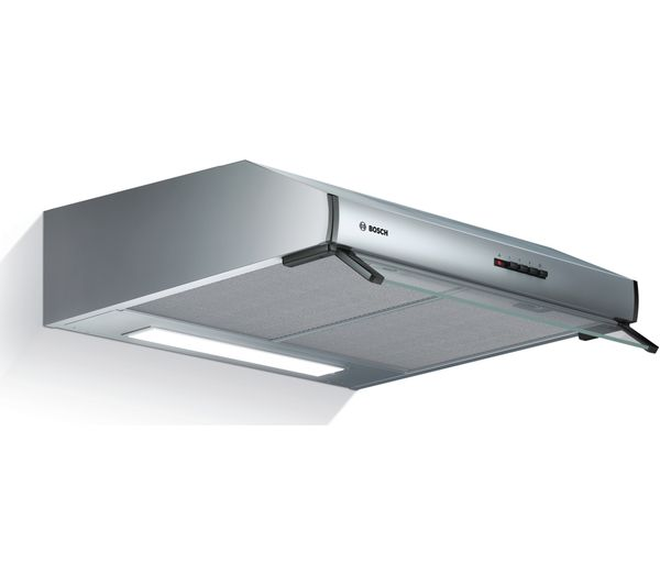 serie 2 dul63cc50b canopy cooker hood stainless steel