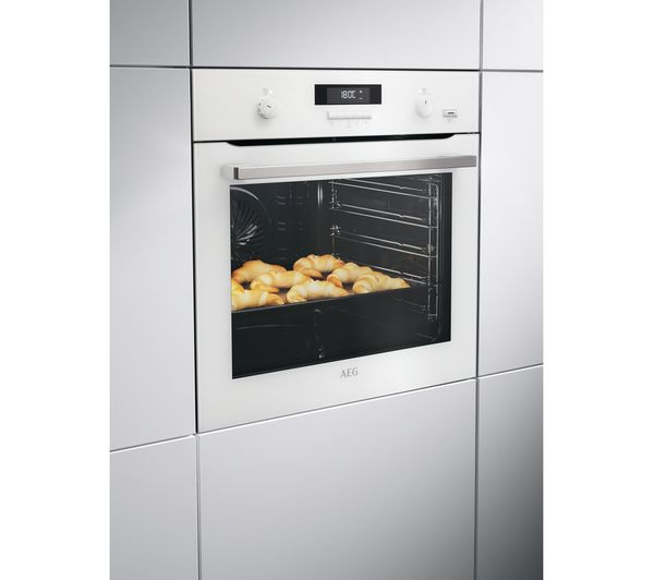 Buy AEG BPS551020W Electric Oven White Free Delivery Currys