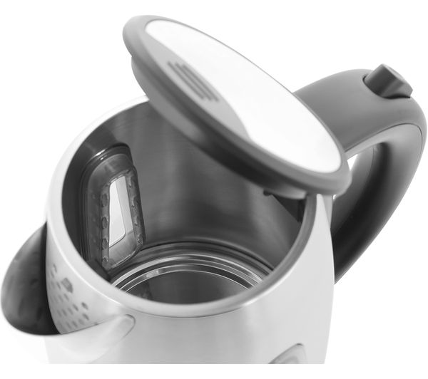 Buy MORPHY RICHARDS Equip 102773 Jug Kettle Stainless Steel Free Delivery Currys