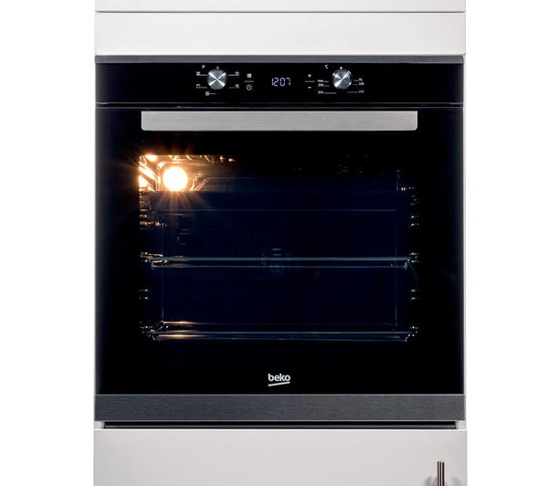 Buy BEKO Select BXIF35300X Electric Oven Stainless Steel Free Delivery Currys