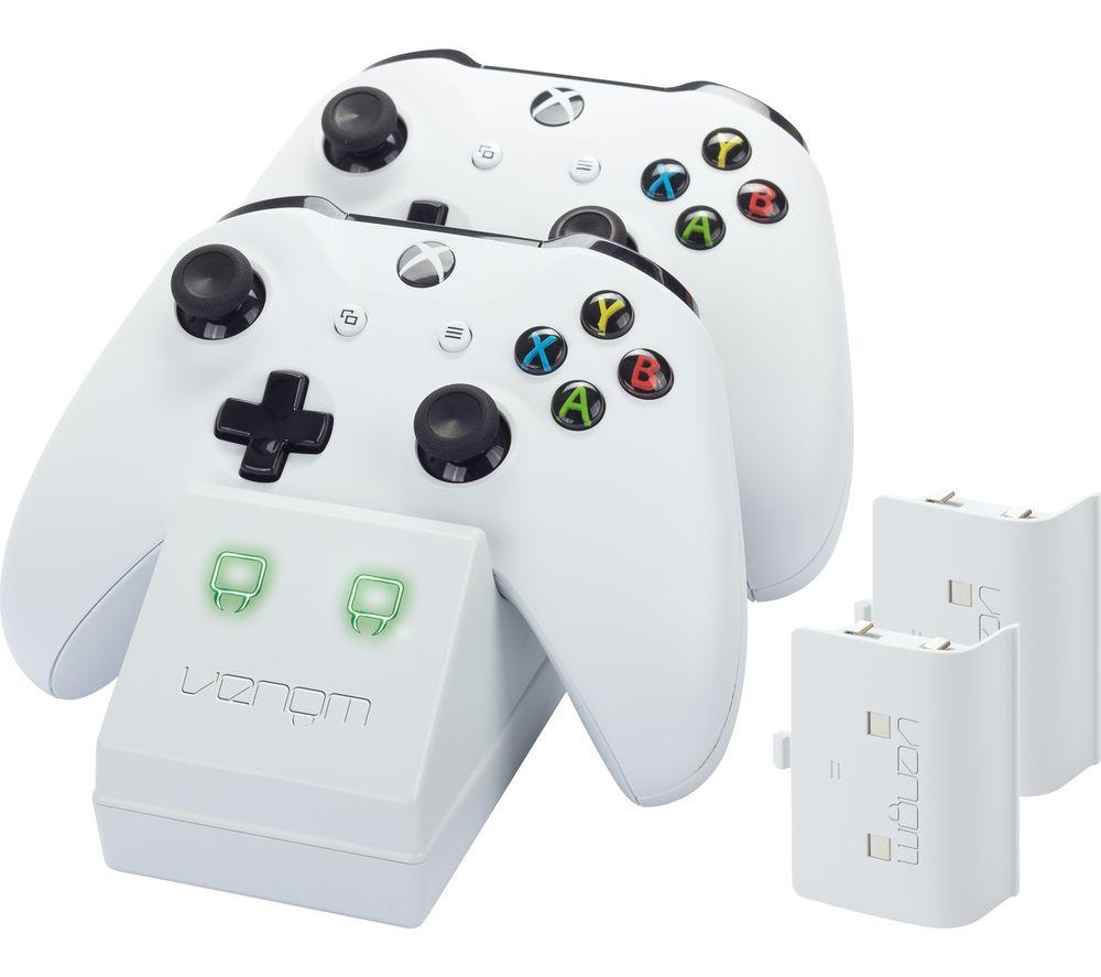 Buy VENOM VS2859 Xbox One Twin Docking Station Free