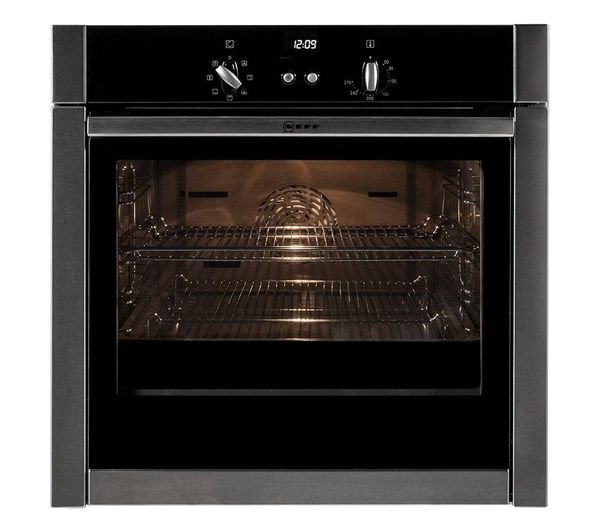Buy NEFF B44M42N5GB Slide Amp Hide Electric Oven Stainless Steel Free Delivery Currys