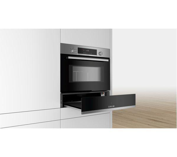 serie 6 bic510ns0b warming drawer stainless steel