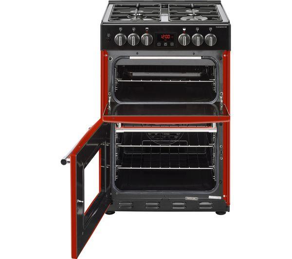 Buy BELLING Farmhouse 60DF Hja Dual Fuel Cooker Jalapeno