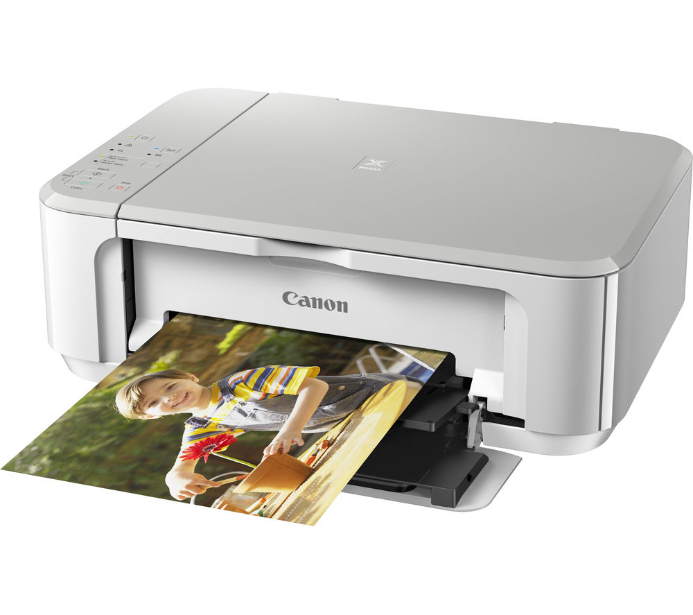 Buy CANON PIXMA MG3650 All-in-One Wireless Inkjet Printer - White + PG-540 XL & CL-541 Black & Tri-colour Ink Cartridges - Twin Pack | Free ...