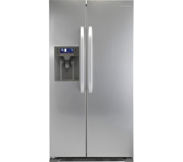 Buy HOTPOINT SXBD922FWD American-Style Fridge Freezer ...