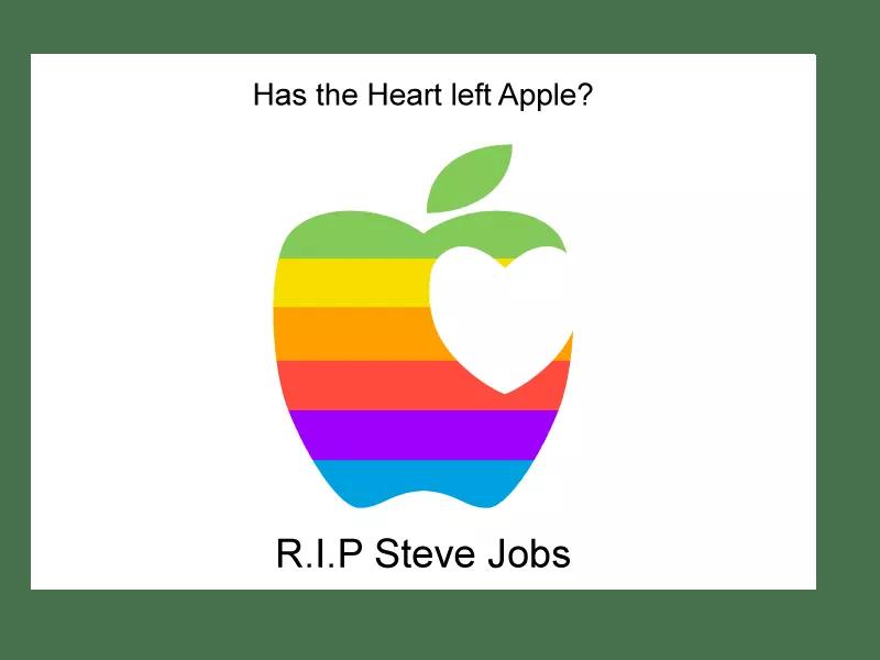 RIP Mr Jobs