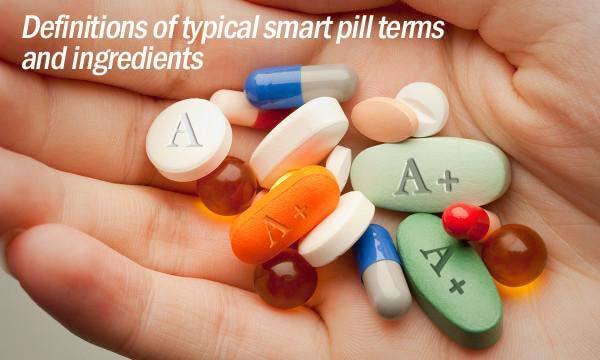 Nootropic supplements
