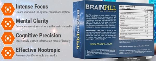 side effects of brain pills
