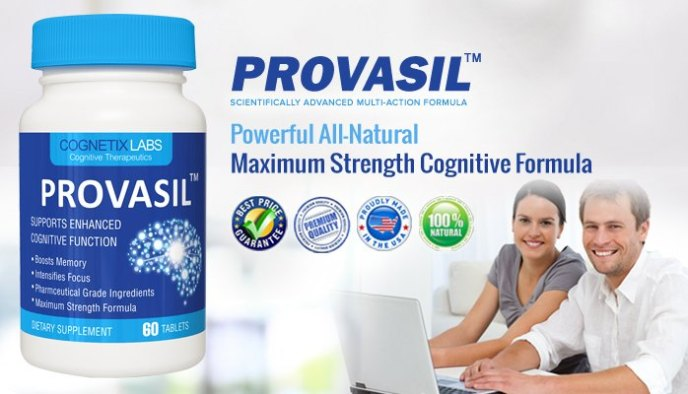 Provasil brain supplement