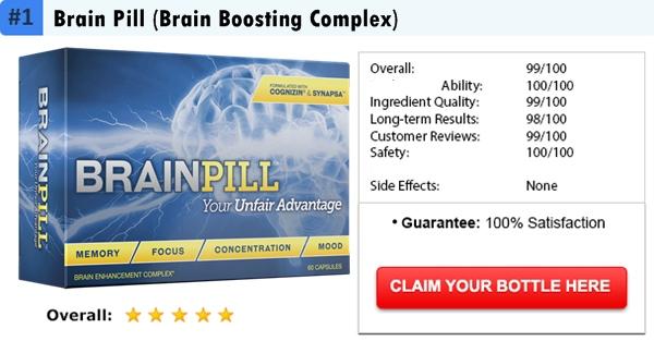 Best Brain pill