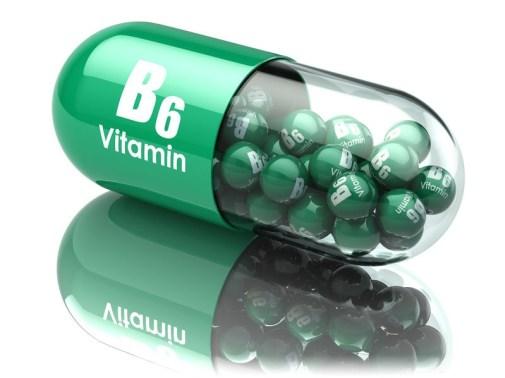 Vitamin B6 supplements