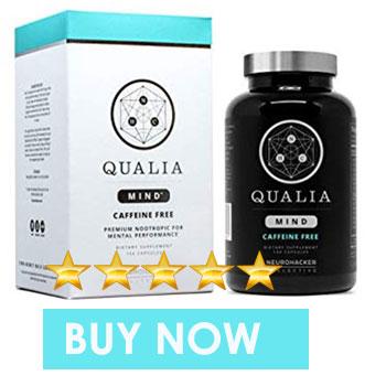 Qualia Mind nootropic supplements