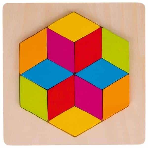 Einlegepuzzle Rhombus-01