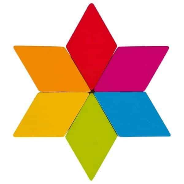 Einlegepuzzle Rhombus-02