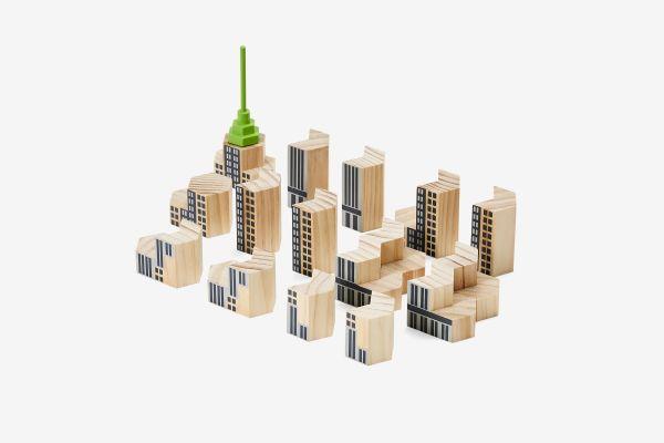 Blockitecture New York City Skyscraper-02