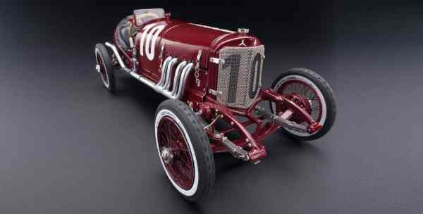 CMC Mercedes-Benz Targa Florio, 1924 -mit außenliegender Benzinleitung-03