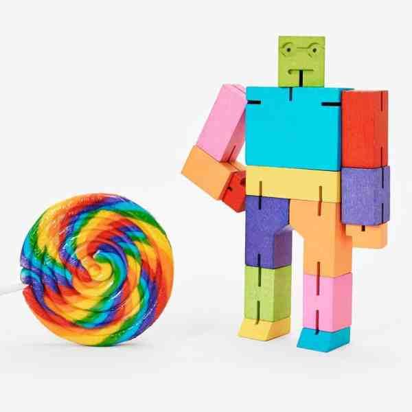 Cubebot-Medium