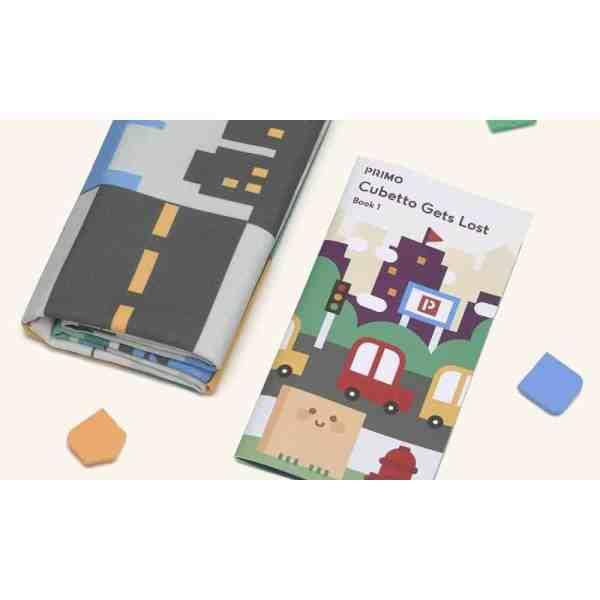 Cubetto MINT Coding Abenteuer Paket Großstadt-Dschungel2