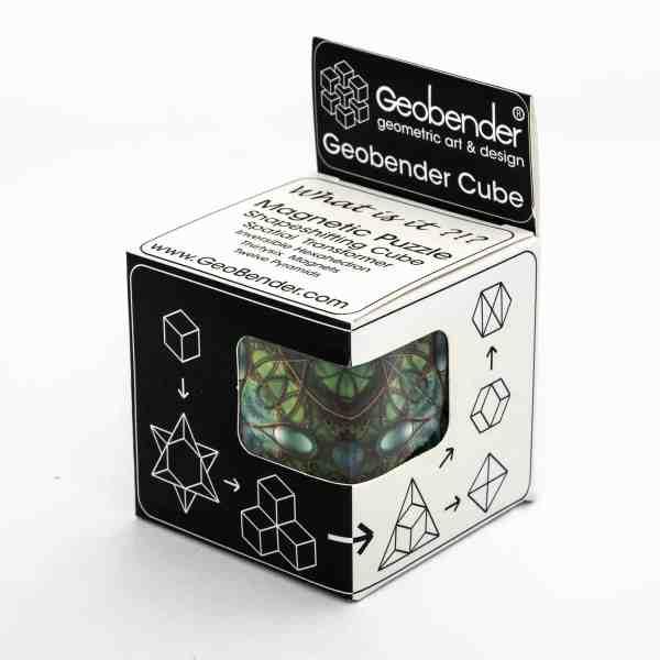 Geobender Cube - Surfer-08