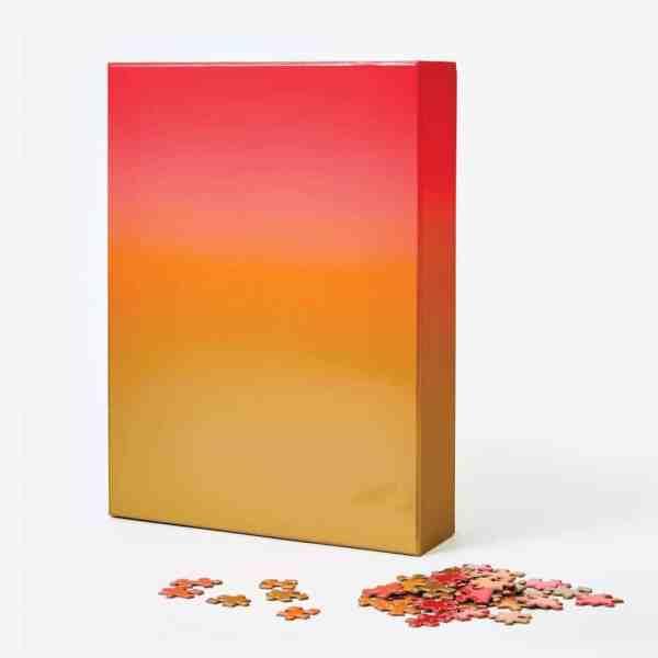 Gradient Puzzle Large - RedOrangeGold-01