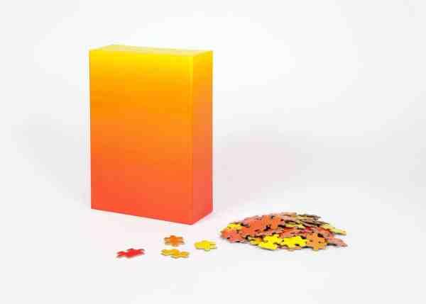 Gradient Puzzle - RedYellow-02