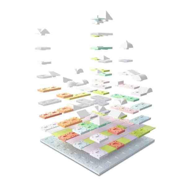 Architectural Model Kit