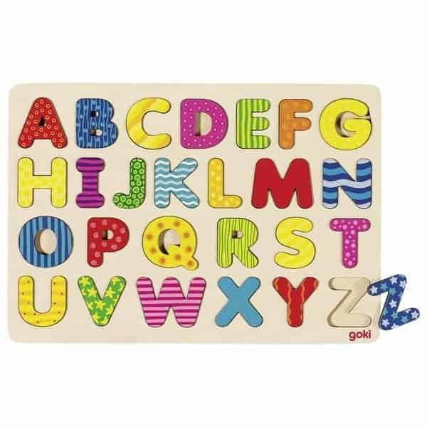 Alphabetpuzzle