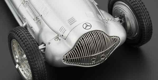 CMC Mercedes-Benz W 154, 1938