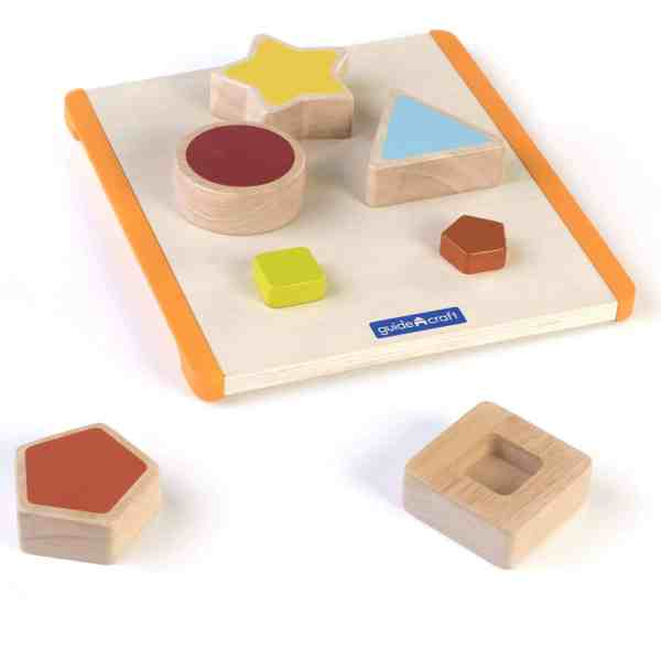 "Steckpuzzle ""Formen"""