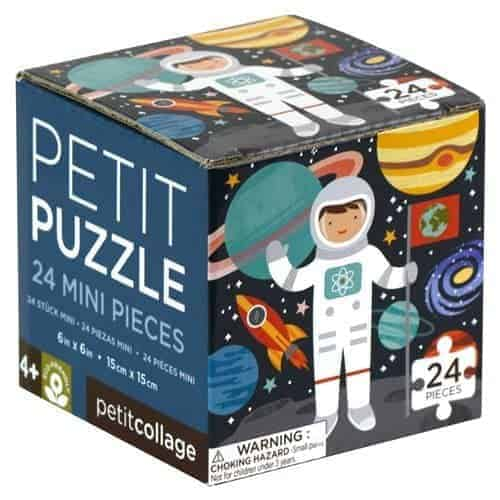 Petit Puzzle Astronaut 24 Teile