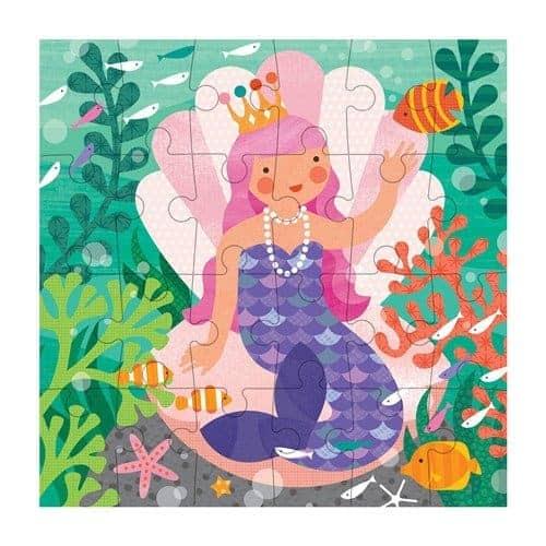 Petit Puzzle Meerjungfrau 24 Teile
