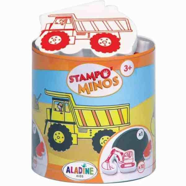 Stampo Minos Baustelle