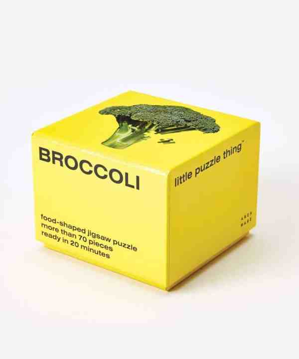 little puzzle thing® - Broccoli-
