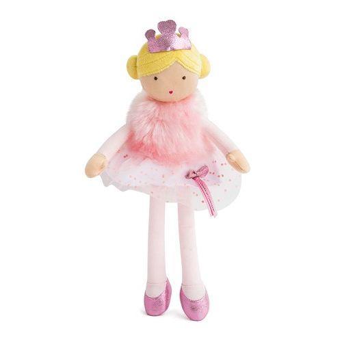 Maße Verpackung: 16 x 7 x 28 cm Maße Puppe: ca. 30 cm lang Gewicht: ca. 0,28 kg Alter: ab 0 Jahren