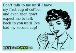 """Coffee   An insomniac's Heroin   """"Have Insomnia  Must Have Coffee!"""""""