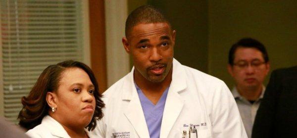Grey's Anatomy saison 14 : Ben et Bailey, séparation ...