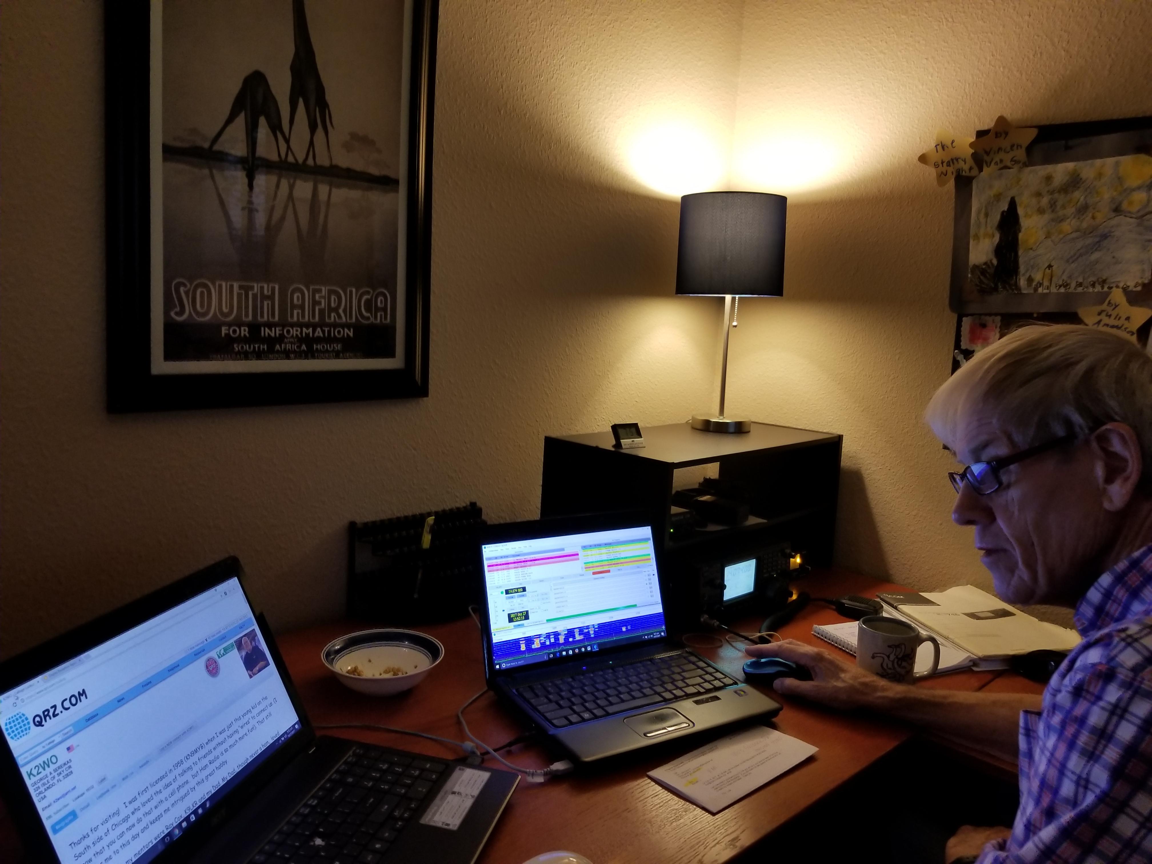 New Digital Mode FT-8 – Brainerd Area Amateur Radio Club